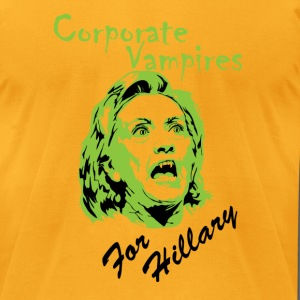 Hellary - Men's T-Shirt by American Apparel