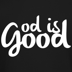 God is good Long Sleeve Shirts - Crewneck Sweatshirt