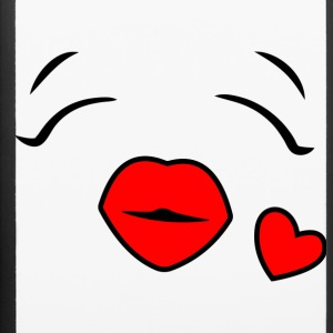 Female Kisses png Phone & Tablet Cases - iPhone 6/6s Rubber Case