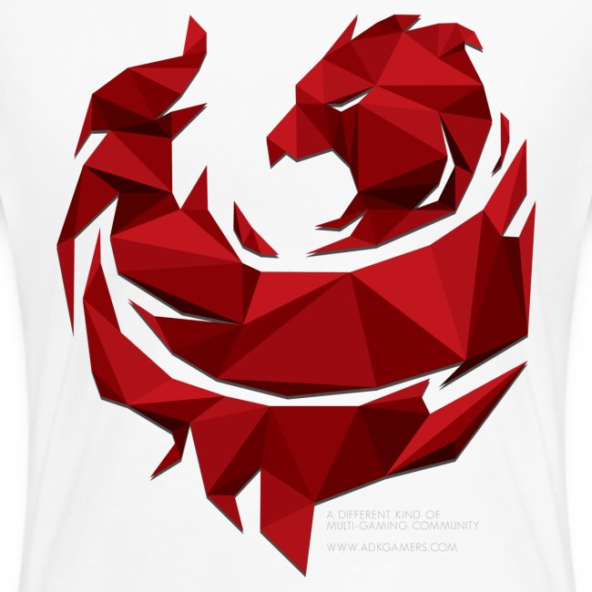 Red Poly Phoenix - Womens