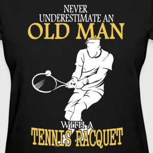 Tennis Shirt - Women's T-Shirt