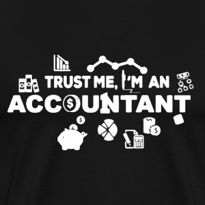 Accountant Shirt - Men's Premium T-Shirt