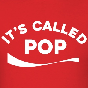 It's Called Pop T-Shirts - Men's T-Shirt