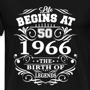 1966 Legend Shirt - Men's Premium T-Shirt