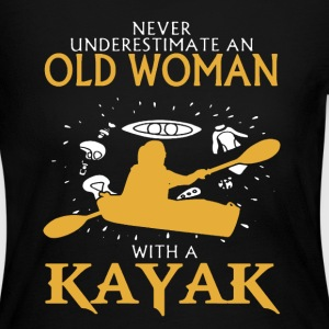 Kayak Shirt - Women's Long Sleeve Jersey T-Shirt