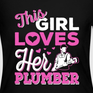 Plumber Shirt - Women's Long Sleeve Jersey T-Shirt