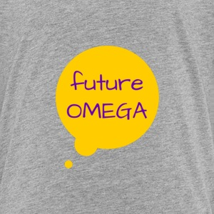 Future Omega Tee Gray - Toddler Premium T-Shirt