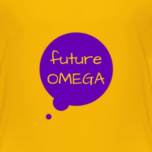 Future Omega Solid Gold - Toddler Premium T-Shirt
