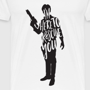 Han Solo - Men's Premium T-Shirt