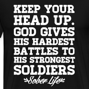 Soldiers Shirt - Men's Premium T-Shirt