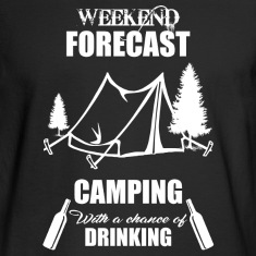 Weekend Forecast Camping