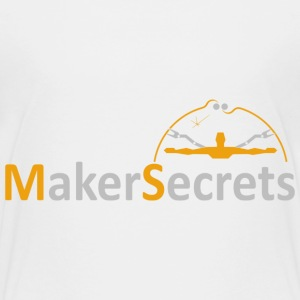 MakerSecrets T-shirt Toddler - Toddler Premium T-Shirt