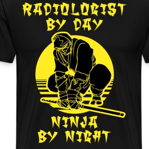 Radiologist by Day - Men's Premium T-Shirt