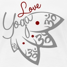 Love Yoga t-shirt