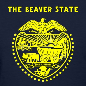 Oregon shirt—The Beaver State - Women's T-Shirt
