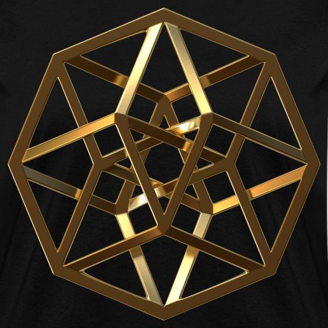Tesseract Gold