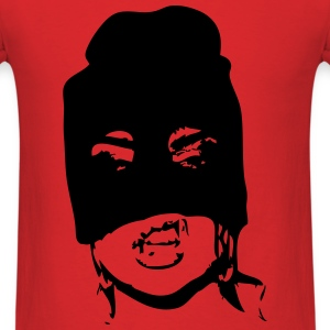 thug girl T-Shirts - Men's T-Shirt