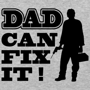 Dad Can Fix It T-Shirts - Baseball T-Shirt