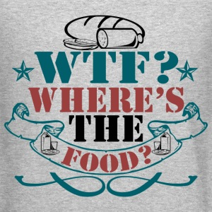 Where's The Food? - Crewneck Sweatshirt
