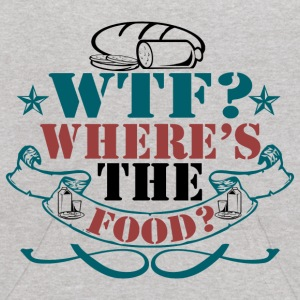 Where's The Food? - Kids' Hoodie