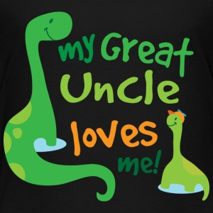 Great Nephew Great Uncle Kids' Shirts - Kids' Premium T-Shirt