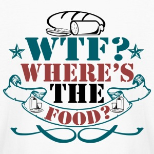 Where's The Food? - Kids' Long Sleeve T-Shirt