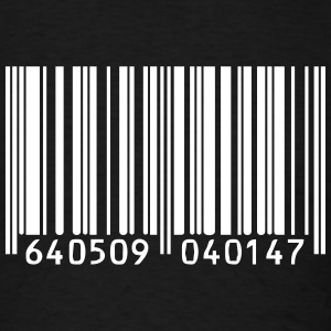 hitman barcode - Men's T-Shirt