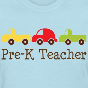 Pre-K Preschool Teacher Women's T-Shirts - Women's T-Shirt