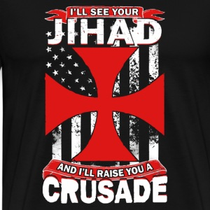 Crusade Shirt - Men's Premium T-Shirt