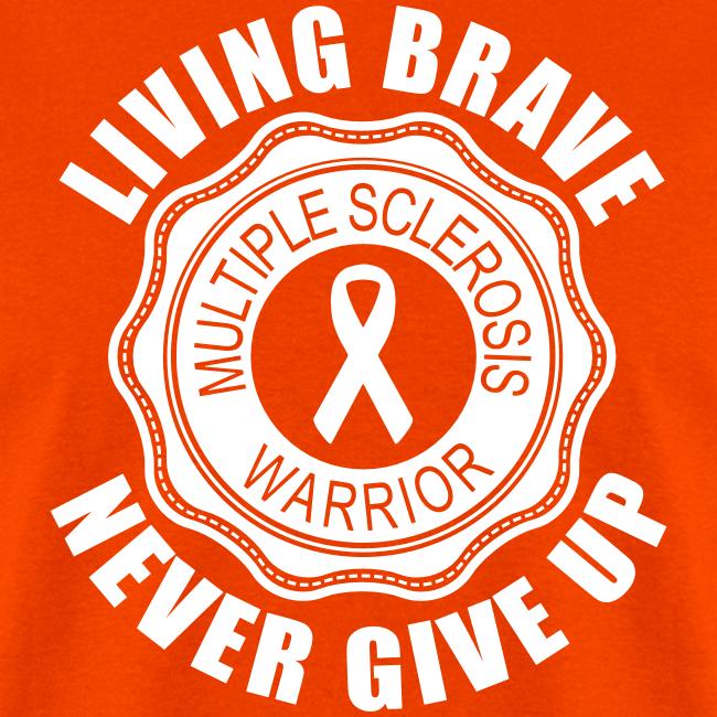 MS Warrior - Men's T-Shirt