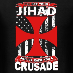 Crusade Shirt - Men's T-Shirt