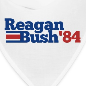 Reagan Bush 1984 vintage republican - Bandana