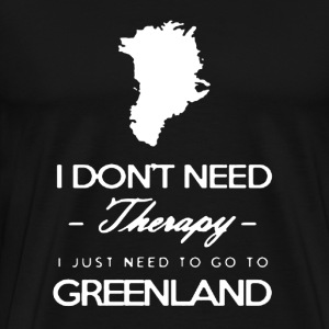 GREENLAND SHIRT - Men's Premium T-Shirt