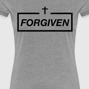 Forgiven - Women's Premium T-Shirt