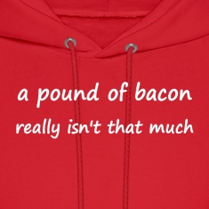 A pound of bacon