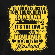 My Husband - Truck Driver