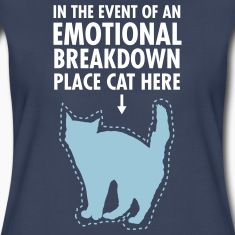 Place Cat Here... Women's T-Shirts