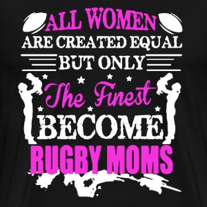 Rugby Mom Shirt - Men's Premium T-Shirt