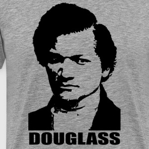 Frederick Douglass - Men's Premium T-Shirt