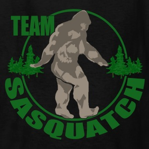 Team Sasquatch - Kids' T-Shirt