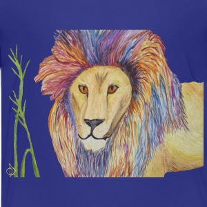 Punk Lion Kid's T-Shirt - Kids' Premium T-Shirt