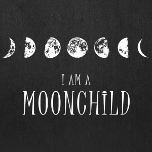 I´m a Moon Child Bag - Tote Bag