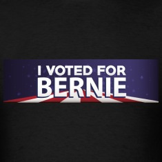 I Voted For Bernie