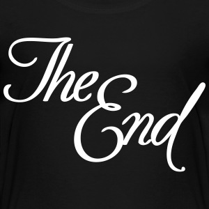 The End Baby & Toddler Shirts - Toddler Premium T-Shirt