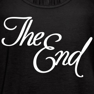 The End Tanks - Women's Flowy Tank Top by Bella