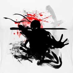 Japanese Ninja Women's T-Shirts
