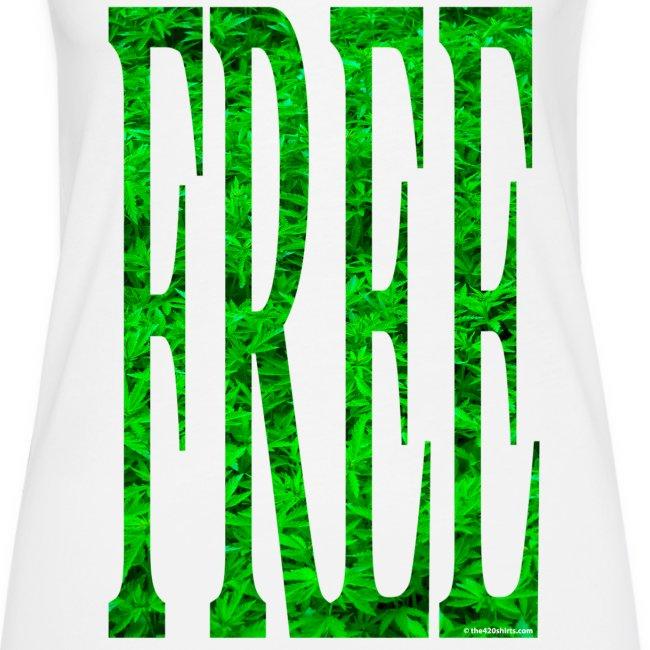 Free Cannabis - female