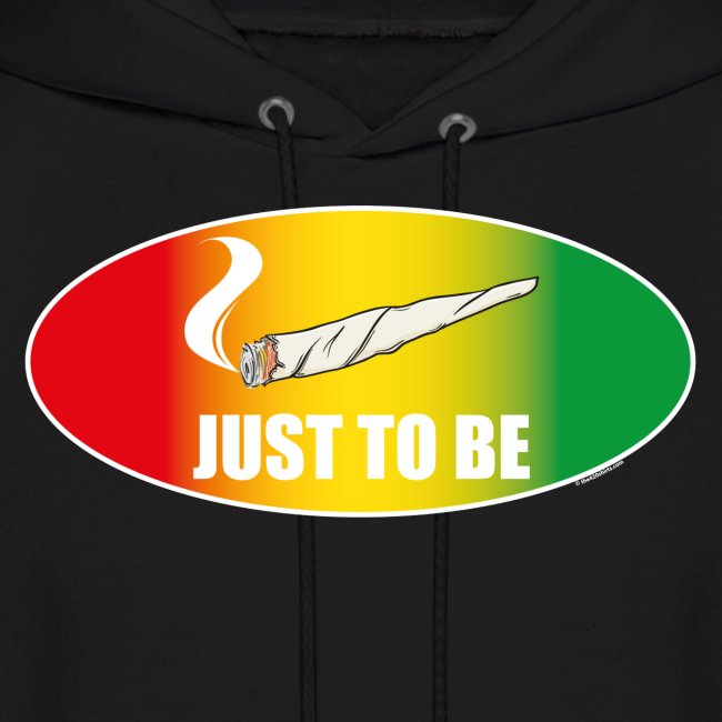 just to be ... colored - Hoodie / male