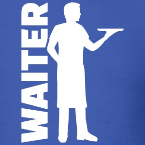 Waiter T-Shirts - Men's T-Shirt