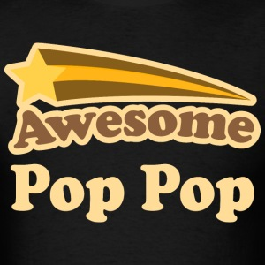 Pop Pop Grandpa Vintage T-Shirts - Men's T-Shirt
